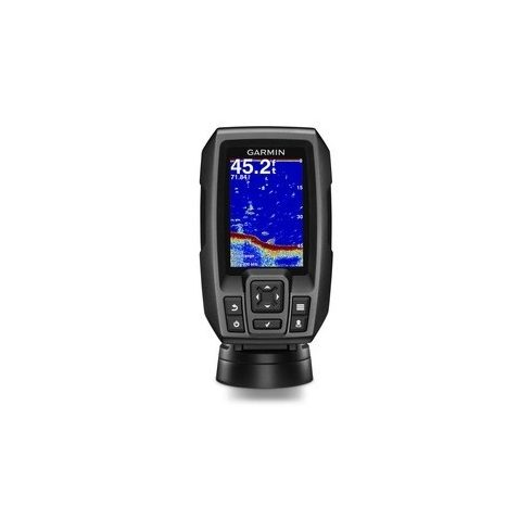 Garmin Striker Plus 4 Worldwide w/Dual Beam