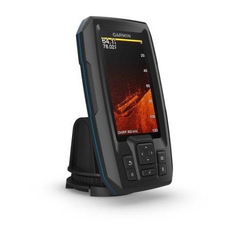 Garmin Striker Plus 4cv, Worldwide w/GT20