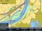 Duna RO, BG, Fekete-tengerig digi térkép Garmin