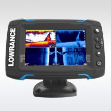 Lowrance Elite 5 Ti Total Scan