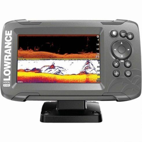 Lowrance Hook2-5 Splitshot GPS/halradar