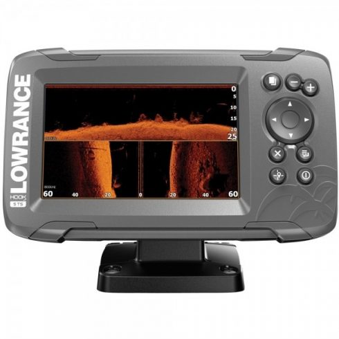 Lowrance Hook2-5 Tripleshot GPS/halradar