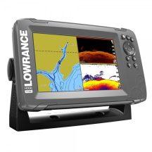 Lowrance Hook2-7X Splitshot GPS/halradar