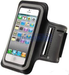 Telefontok karra rögzíthető iPhone 3-4 sorozathoz