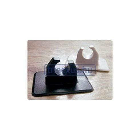 Evezővilla gumicsónakra ragasztható fehér GMR
