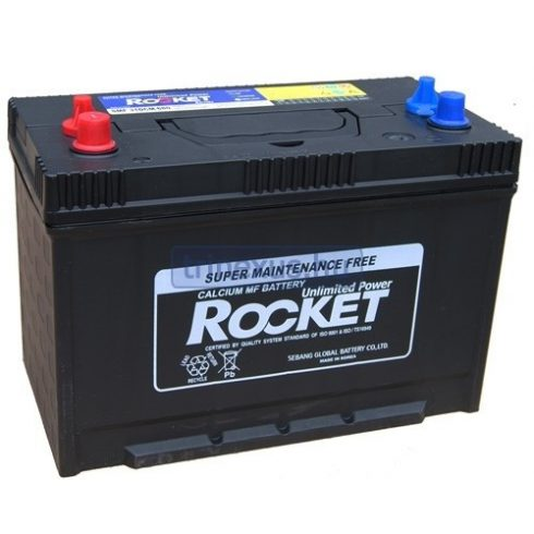 Akkumulátor Rocket 80 Ah FRX