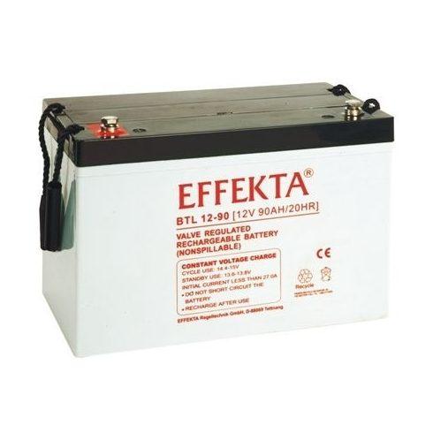Akkumulátor Effekta 260Ah