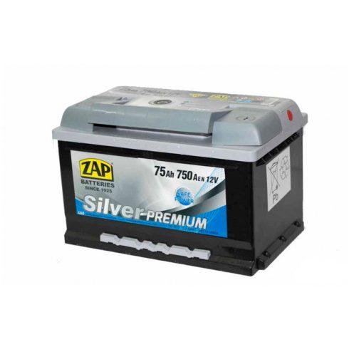 Akkumulátor ZAP Silver 75 Ah