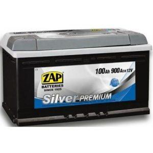 Akkumulátor ZAP Silver 100 Ah