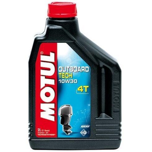 MOTUL Outboard Tech 4T 10W-30 2 liter