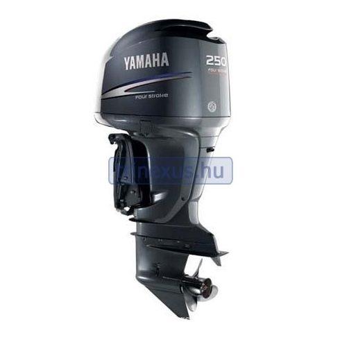 Yamaha F250 DETX