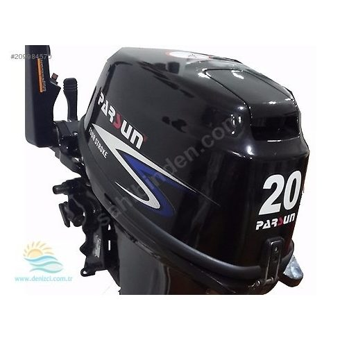 Parsun F20 BMS