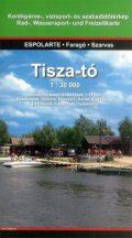 Könyv, Tisza-tó túristatérkép