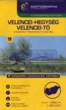 Könyv, Velencei-tó túristatérkép