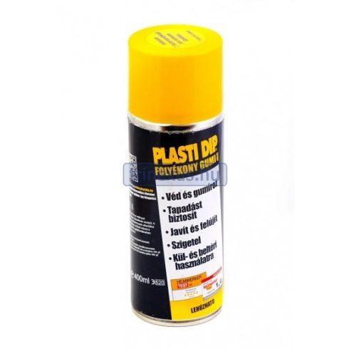 Plasti Dip gumibevonat spray sárga 311 g