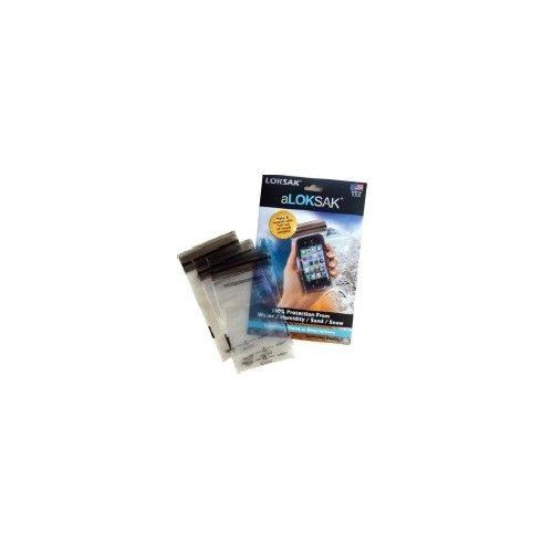 Vízhatlan tasak Loksak L-ALOK3-3X6 hármas csomag