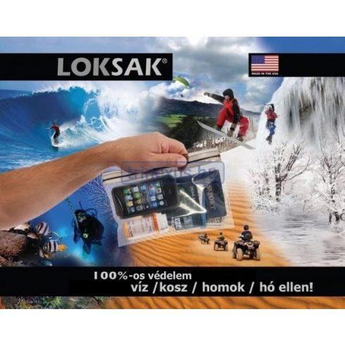 Vízhatlan tasak Loksak L-ALOK3-8X11 hármas csomag