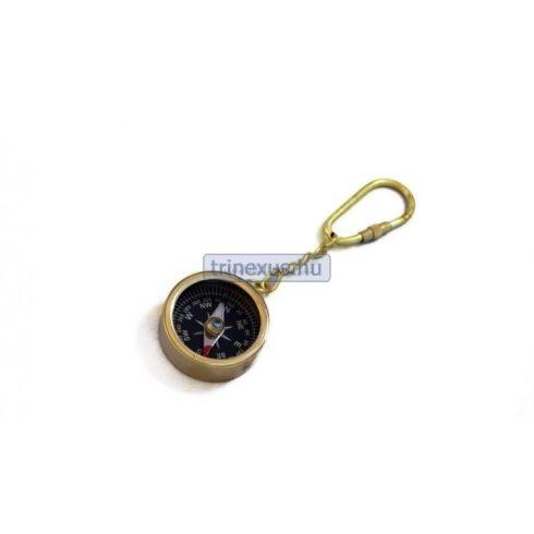 Kulcstartó iránytű 3,5 cm VVL