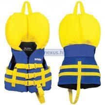 Mentőmellény gyerek kék-sárga gallérral 0-13 kg