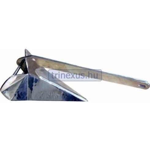 Horgony Delta inox 15 kg EVA