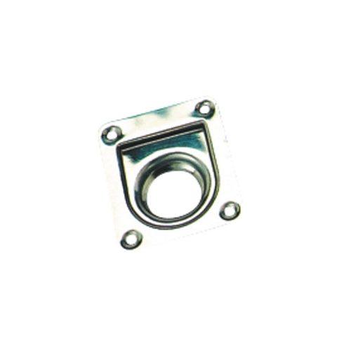 Fedélnyitó retesz inox 65x55mm EVA