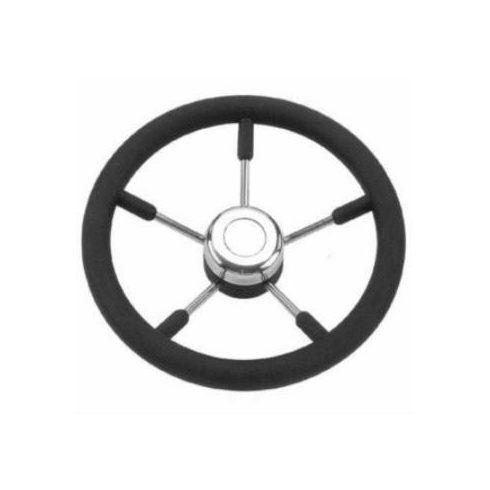 Kormány küllős fekete 35 cm GFN