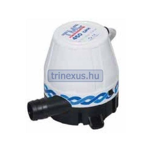 Fenékvíz szivattyú TMC 12 V, 450 GPH EVA