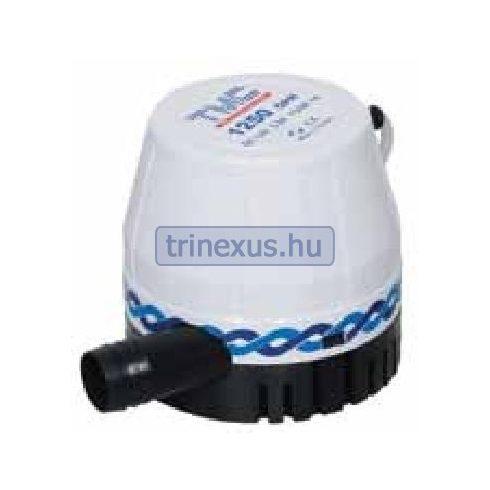 Fenékvíz szivattyú TMC 12 V, 1250 GPH EVA