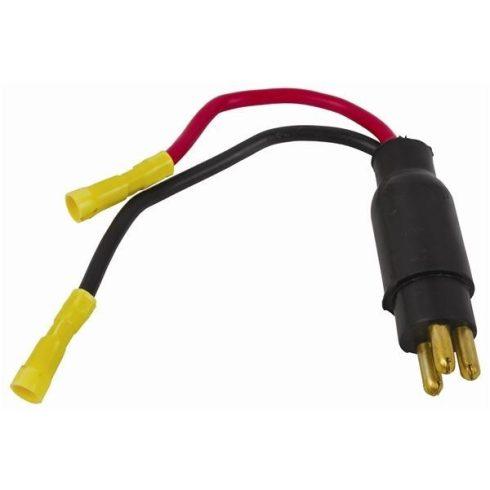 Elektromos csatlakozó apa elektromos motorhoz 2 ATW