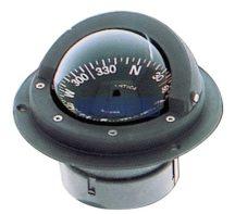 Kompasz Riviera BA1 beépíthető fekete 134 mm