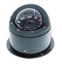 Kompasz Riviera BA3 horizontális fekete 132,5 mm