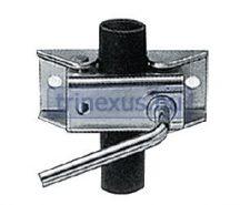 Tréler orrkerék rögzítő 35 mm
