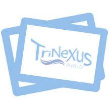 Trailer orrgörgő fekete szögletes 115x85 mm EV