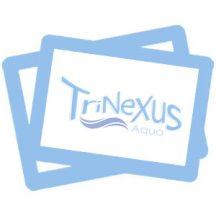 Trailer oldalgörgő fekete 105x50 mm EVA