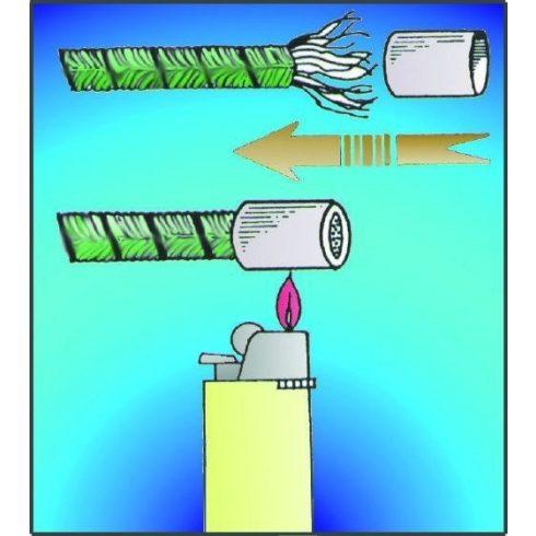 Kötélvég olvasztható szet 6,5-12,5 mm EVA