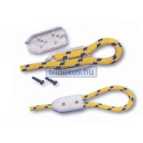 Kötélvég leszorító műag 10-12 mm EVA