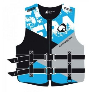 Spinera Relax Neopren sportmellény kék M