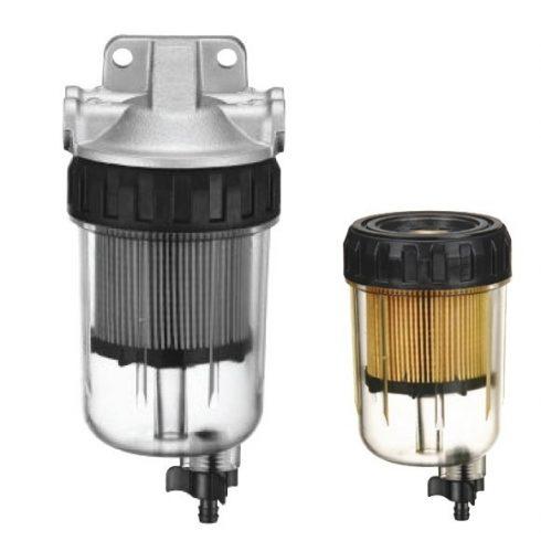 Üzemanyag szűrő vízleválasztóval Merc/Yam 10 micro EVA