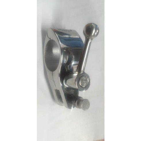 Bimini befogadó elem inox állítható 25 mm EVA