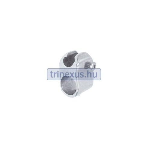 Bimini befogadó elem inox korlátra 25 mm EVA