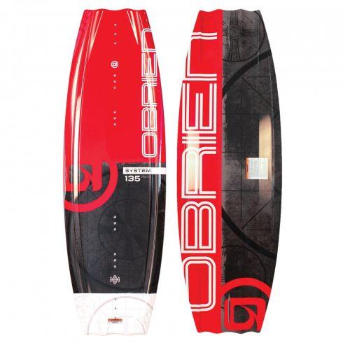 Wakeboard O'Brien System kötéssel 124 cm