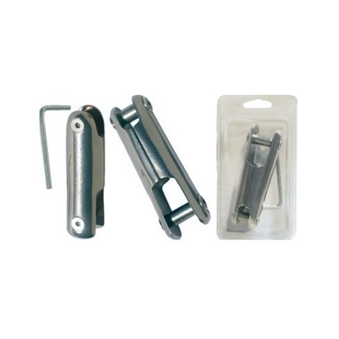 Horgonylánc-csatlakozó inox 6,7,8 mm GFN