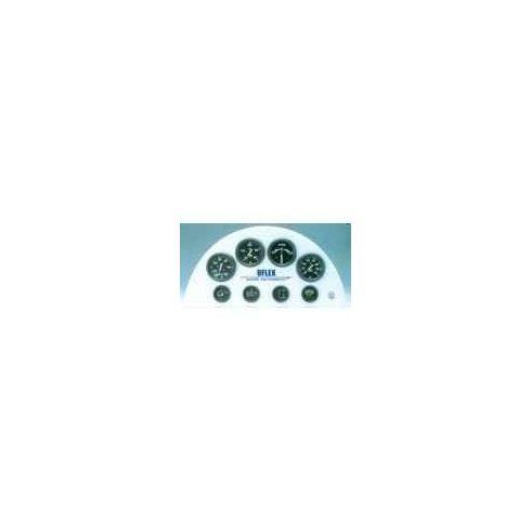 Feszültségmérő 20-32 V fekete GMR