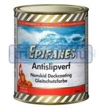 Epifanes csúszásgátló deckfesték fehér 0,75 l