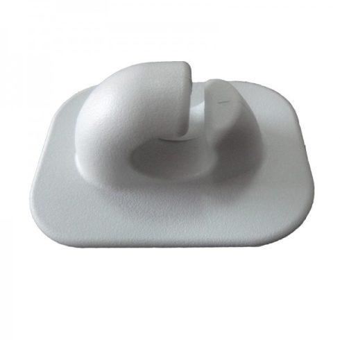Evezőtartó gumicsónakra ragasztható 32 mm evezőhöz EVA