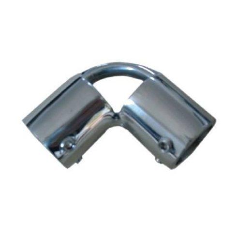 Korlátcsatlakozó sarokelem 22 mm EVA
