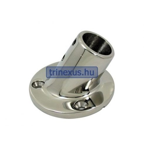 Korláttalp inox 22 mm EVA