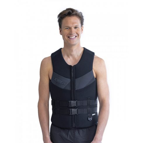 Mentőmellény Jobe Neoprene Vest Men Black L