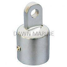 Bimini tartó fém hüvely 22 mm DAW
