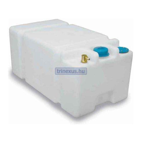 Víztartály 100 liter 91x30x41 cm EVA